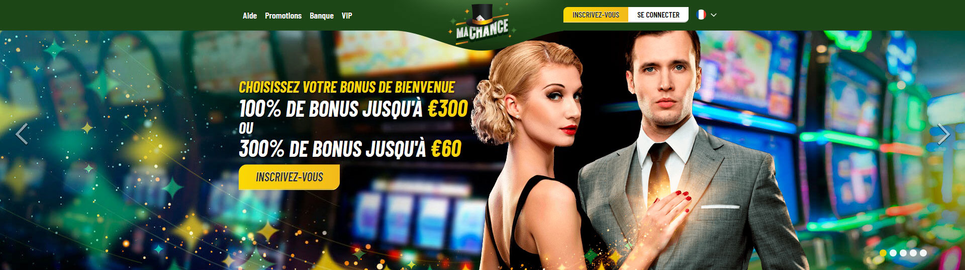 MaChance Casino avis