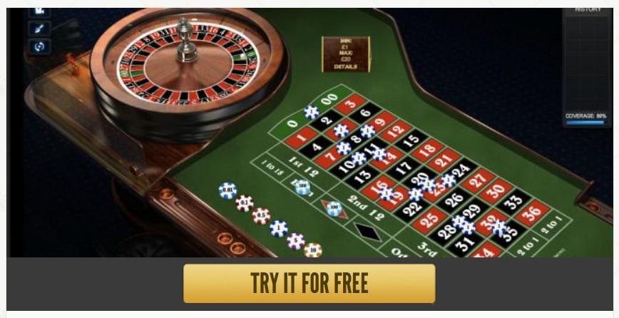 roulette gratuite au machance casino